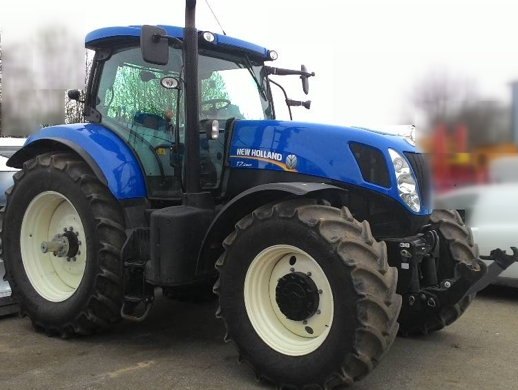 Трактора New Holland T8.410 (2017 г.в) с наработкой