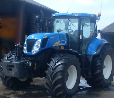 Трактор New Holland T7050(2007 г.в) бу г.Орел