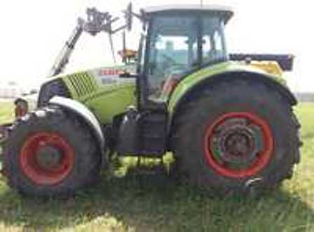 Трактор Claas Axion 850 (2012 г.) с наработкой г.Орел