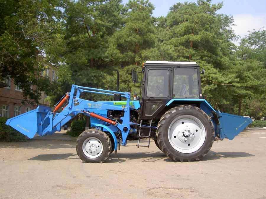 Аренда ямобура БКМ-317, БМ-302 на базе трактора Мтз 82