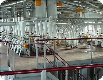 Крупное мукомольное предприятие открылось в Дагестане